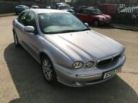 2003 03 jaguar xtype v6 low miles