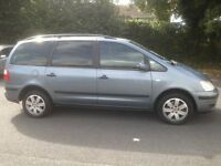 FORD GALAXY TDI 6 SPD DIESEL CAMBELT ALL DONE