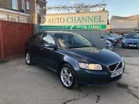 Volvo S40 2.0 D SE 4dr £3,585 p/x welcome FREE WARRANTY, NEW MOT