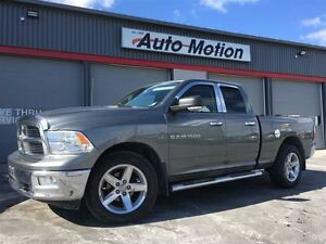 2011 Ram 1500 BIG HORN HEMI 4x4 177K LOCAL