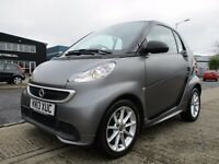 Smart Fortwo 1.0 MHD Passion Softouch 2dr