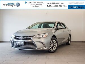 2016 Toyota Camry LE+CLEAN CAR PROOF+ALL PWR OPTION