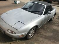 MX5 1.6L Series 1 (1994). Good engine.