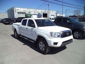 2012 Toyota Tacoma 4X4*** PROPANE**