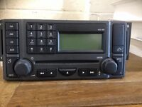 Land Rover discovery 3 CD player