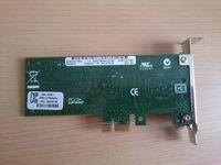 Gigabit Network Card (NIC) - Intel, 1x GbE port, PCI-E x1