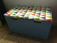 IKEA STUVA storage bench