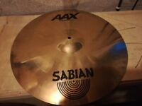 "Sabian AAX Stage Ride 20"" in mint condition"