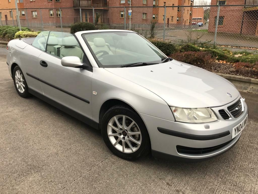 04 saab 9-3 turbo upgrade