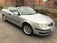 Stunning 2004 04 Saab 9-3 2.0Turbo Linear Convertible **Only 45000+History+Mega Spec+1 Years Mot**