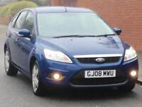 2008 FORD FOCUS STYLE 1.8 BRAND NEW CLUTCH NEW MOT SERVICE HISTORY 3 MONTHS WARRANTY
