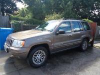 jeep grand cherokee 4.0 lpg