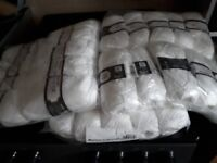 3xbags of d.k white cotton