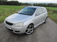 Vauxhall Corsa SXi 1.4 Years. MOT Bodykit, alloys, tints. NEW TIMING CHAIN FITTED. ONLY £1,375