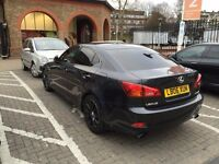 FULLY LOADED LEXUS IS250 SE TOP SPEC MODEL WITH 'KEYLESS GO' - KEYLESS ENTRY AND PUSH START BUTTON