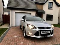 Ford Focus titanium x diesel 2013 immaculate condition full service history 70k px 4x4 truck or van