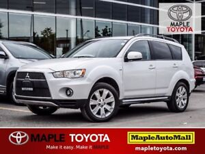 2011 Mitsubishi Outlander XLS AWD LEATHER MOONROOF
