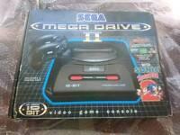 Sega Mega Drive 2, complete in box