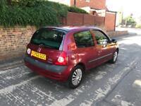 Renault Clio 1.5 dci diesel 2002 drives excellent!!!