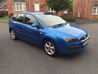 FORD FOCUS 1.6 ZETEC CLIMATE 5dr 2007! 12 MONTHS MOT! MUST BE SEEN!!!