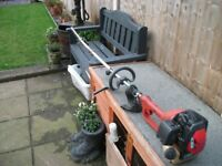 Mountfield long reach hedge cutters