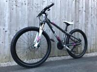Scott Contessa Hardtail Enduro/Downhill Bike, LIKE NEW, HIGH SPEC