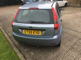 2005 Ford Fiesta 1.4 full service history 47000 miles