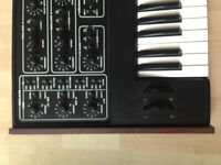 sequential circuits pro one classic synthesizer in very good condition