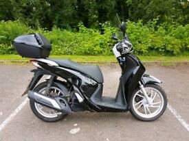 Honda SH 125i ABS, 2014, Black