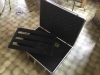 Pedaltrain 1 pedalboard