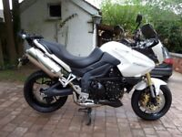 Triumph Tiger 1050. As New Condition.