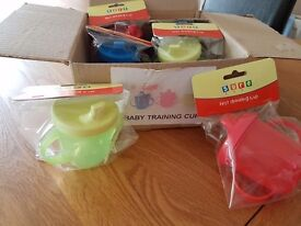 Baby drinking cups - New