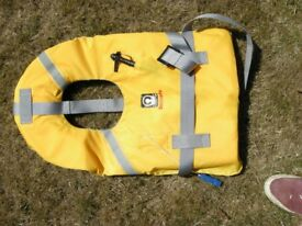 Lifejackets Seasafe- 2 Adults and 1 Child