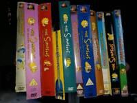Huge range of dvd's