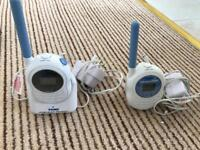 Tomy Walkabout baby monitor