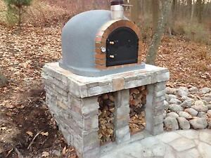 Outdoor Pizza Ovens & Pizza Oven Kits, Brick, Clay, Wood Fired Mississauga / Peel Region Toronto (GTA) image 7