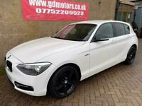 2013 BMW 116D M SPORT. WARRANTY. 1 YEAR MOT. NOT ASTRA AUDI A1 AMG SPORT ASTRA FOCUS FIESTA