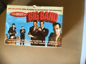 20 CD BIG BAND