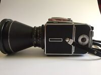 Hasselblad 501cm with A12 and Carl Xeiss 40mm lens