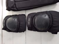 Shin + Knee pads and elbow pads