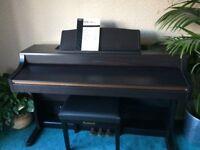 Roland HP107e digital piano