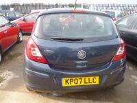 Vauxhall CORSA Club AC CDTI,5 dr hatchback,2 keys,nice clean tidy car,runs and drives well,great mpg