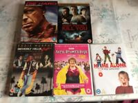 Dvds x8 boxsets some new