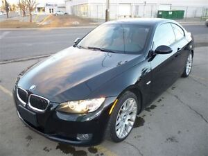 2009 BMW 328 i 1 OWNER CAR/LEATHER/SUNROOF/SPORTS PACKAGE/MINT!
