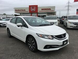 2015 Honda Civic Sedan Touring Navigation