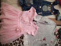 Next girls 12-18months clothing