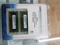 Crucial 8GB kit (2 x 4GB) DDR3L-1333 SODIMM MAC