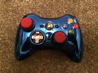 Xbox 360 custom official wireless controller