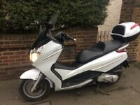 Honda FES 2013 S Wing ABS Brakes System 1 year MOT Turbo Exhaust. No pcx or sh