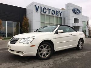 2008 Chrysler Sebring Touring, CONVERTIBLE, LEATHER, HEATED SEAT